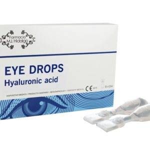 gotas eye drops hyaluronic acid de farmacia Maria Jose Hidalgo